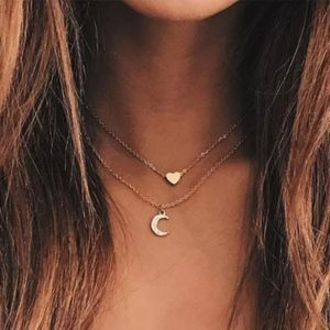 BELLA I love you to the moon & Back Necklace